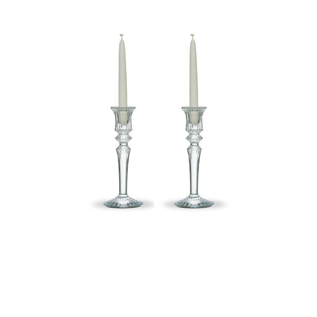 MILLE NUITS CANDLESTICK SET OF TWO ,